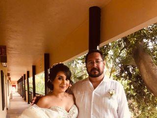 La boda de Cynthia y Jonathan  3