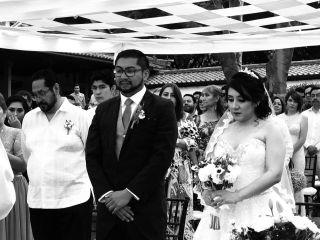 La boda de Cynthia y Jonathan  2