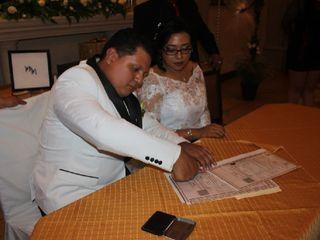 La boda de Michel  y Miguel  2