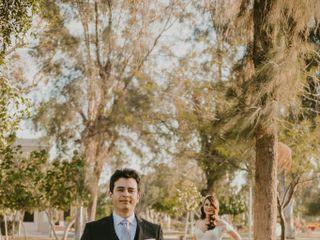 La boda de Michelle y Rubén 1