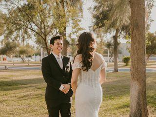La boda de Michelle y Rubén 2