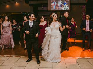 La boda de Michelle y Rubén