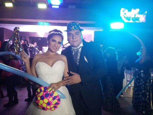 La boda de Janeth y Eder