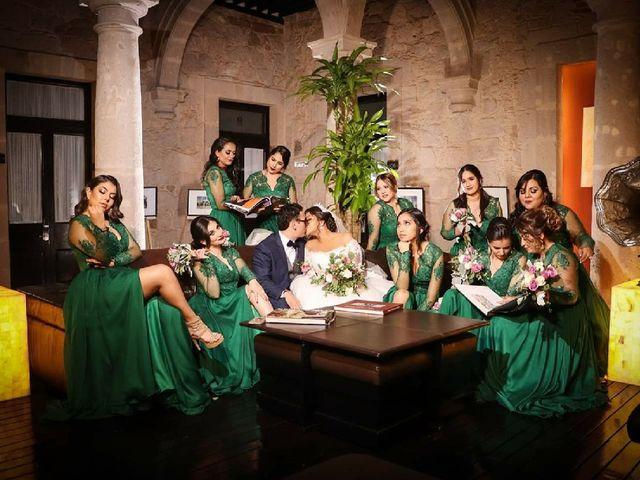 La boda de José Ángel  y Yazmín