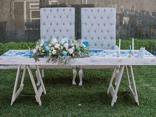 La boda de Tania y Octavio 1