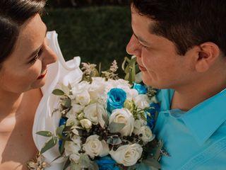 La boda de Tania y Octavio
