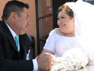 La boda de Norma  y Óscar