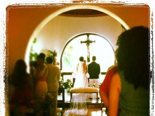 La boda de Mayela y David 1