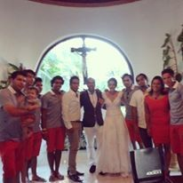 La boda de Mayela y David 2