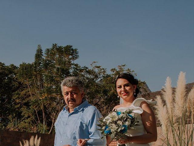 La boda de Octavio y Tania en Tlayacapan, Morelos 13