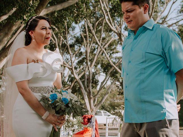 La boda de Octavio y Tania en Tlayacapan, Morelos 15