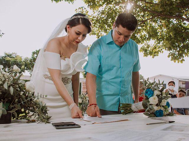 La boda de Octavio y Tania en Tlayacapan, Morelos 20