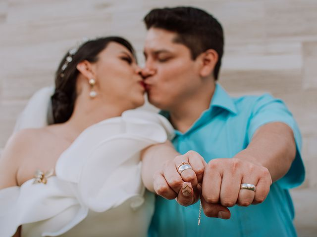 La boda de Octavio y Tania en Tlayacapan, Morelos 43