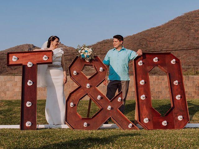 La boda de Octavio y Tania en Tlayacapan, Morelos 52