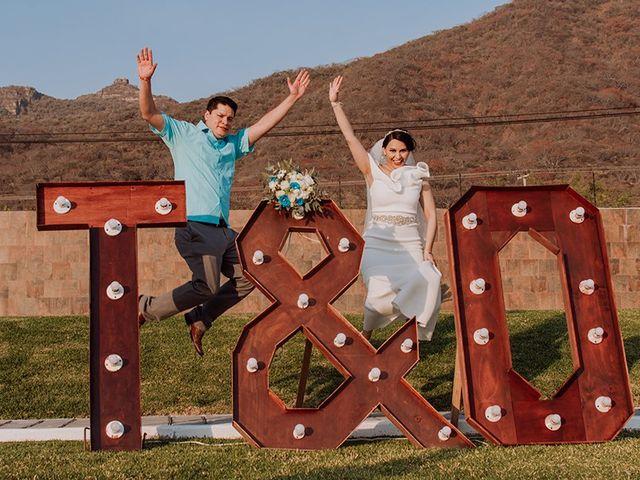 La boda de Octavio y Tania en Tlayacapan, Morelos 53