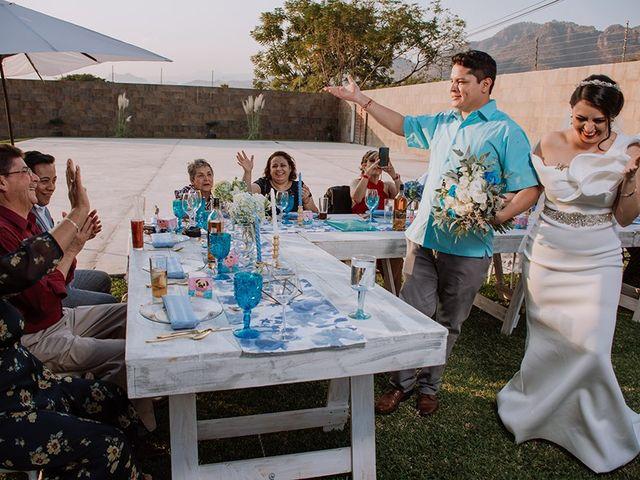 La boda de Octavio y Tania en Tlayacapan, Morelos 56