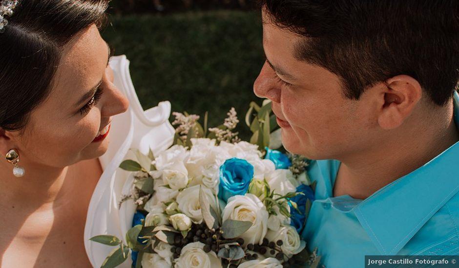 La boda de Octavio y Tania en Tlayacapan, Morelos
