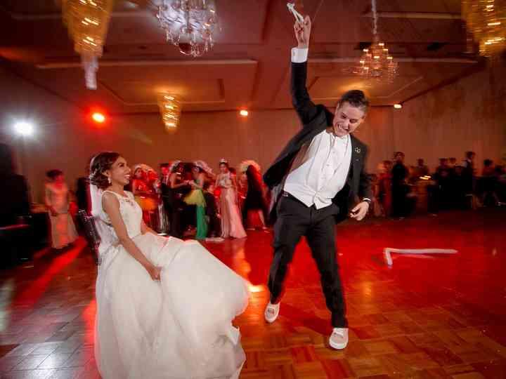 La boda de Cinthia y Gus