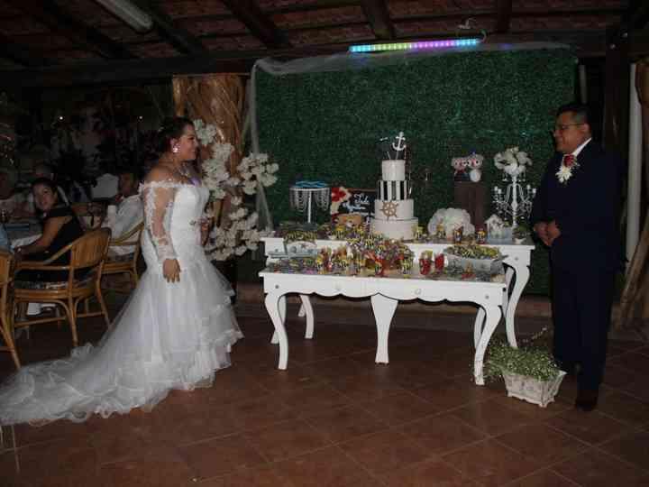 La boda de Alejandra y Gregorio