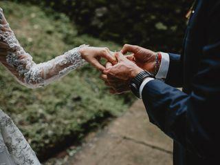 La boda de Mariana y Agustín 1