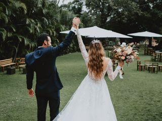 La boda de Mariana y Agustín