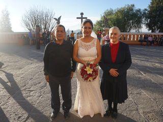 La boda de Yumara y  David  3