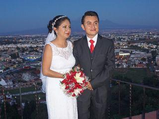 La boda de Yumara y  David