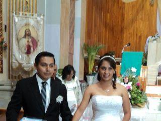 La boda de Olga y Rafael 1