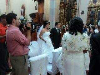 La boda de Olga y Rafael 2