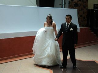 La boda de Olga y Rafael