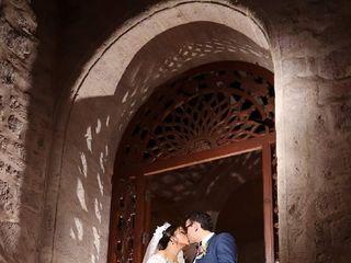 La boda de Yazmín y José Ángel  1