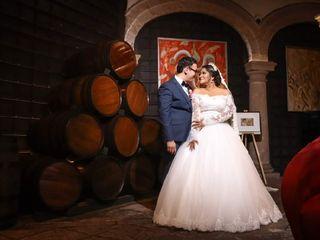 La boda de Yazmín y José Ángel