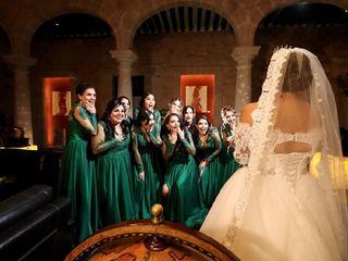 La boda de Yazmín y José Ángel  3