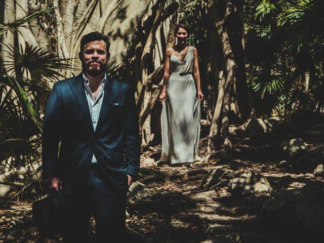 La boda de Romina y Javier