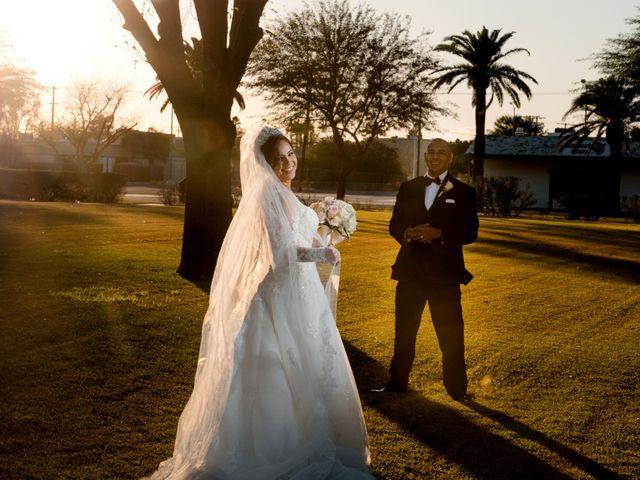 La boda de Elizabeth y James
