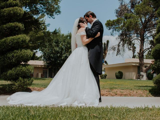 La boda de Paulina y Rafael