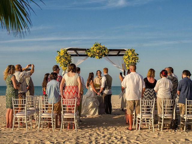 La boda de Estevan y Rosa en Cozumel, Quintana Roo 1