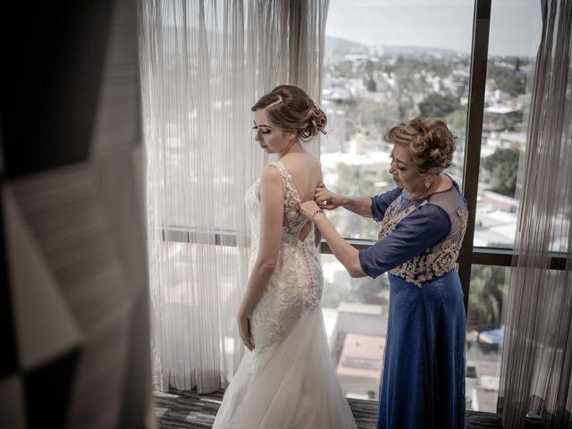 La boda de Javier y Aimee en Guadalajara, Jalisco 6