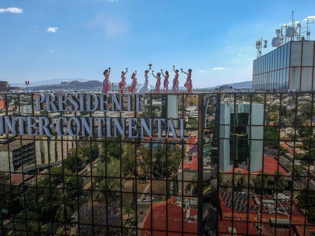 La boda de Javier y Aimee en Guadalajara, Jalisco 1