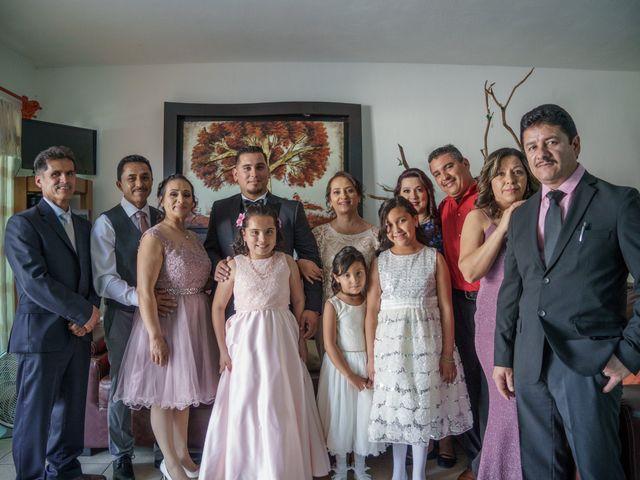 La boda de Javier y Aimee en Guadalajara, Jalisco 22