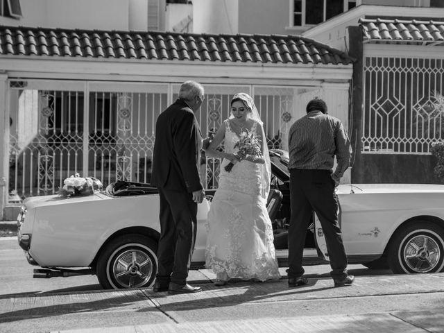 La boda de Javier y Aimee en Guadalajara, Jalisco 23