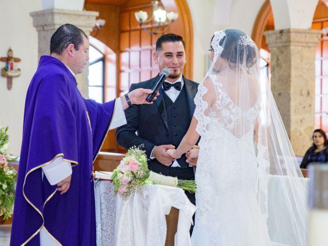 La boda de Javier y Aimee en Guadalajara, Jalisco 30