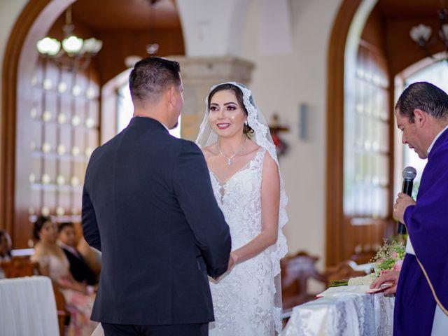 La boda de Javier y Aimee en Guadalajara, Jalisco 31