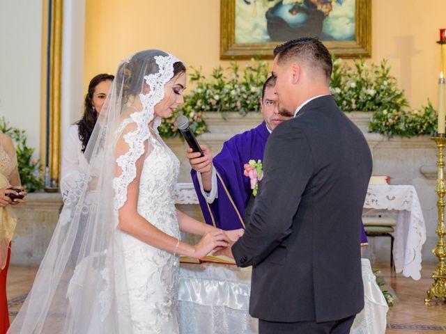 La boda de Javier y Aimee en Guadalajara, Jalisco 32