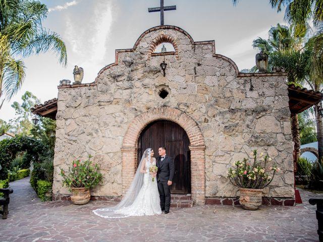 La boda de Javier y Aimee en Guadalajara, Jalisco 41