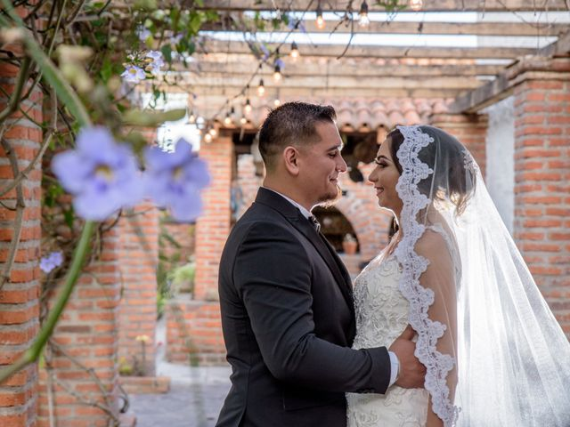 La boda de Javier y Aimee en Guadalajara, Jalisco 43