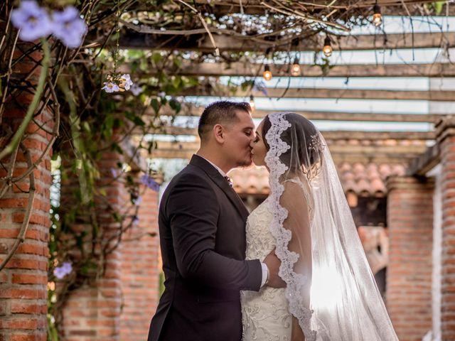 La boda de Javier y Aimee en Guadalajara, Jalisco 44