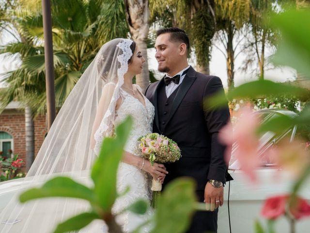La boda de Javier y Aimee en Guadalajara, Jalisco 46