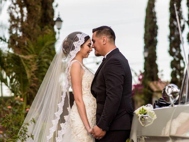 La boda de Javier y Aimee en Guadalajara, Jalisco 48