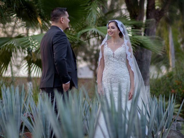 La boda de Javier y Aimee en Guadalajara, Jalisco 49